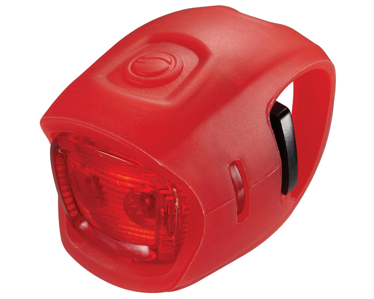 Giant Numen Mini TL 2-LED Bike Tail Light (Red/Red)