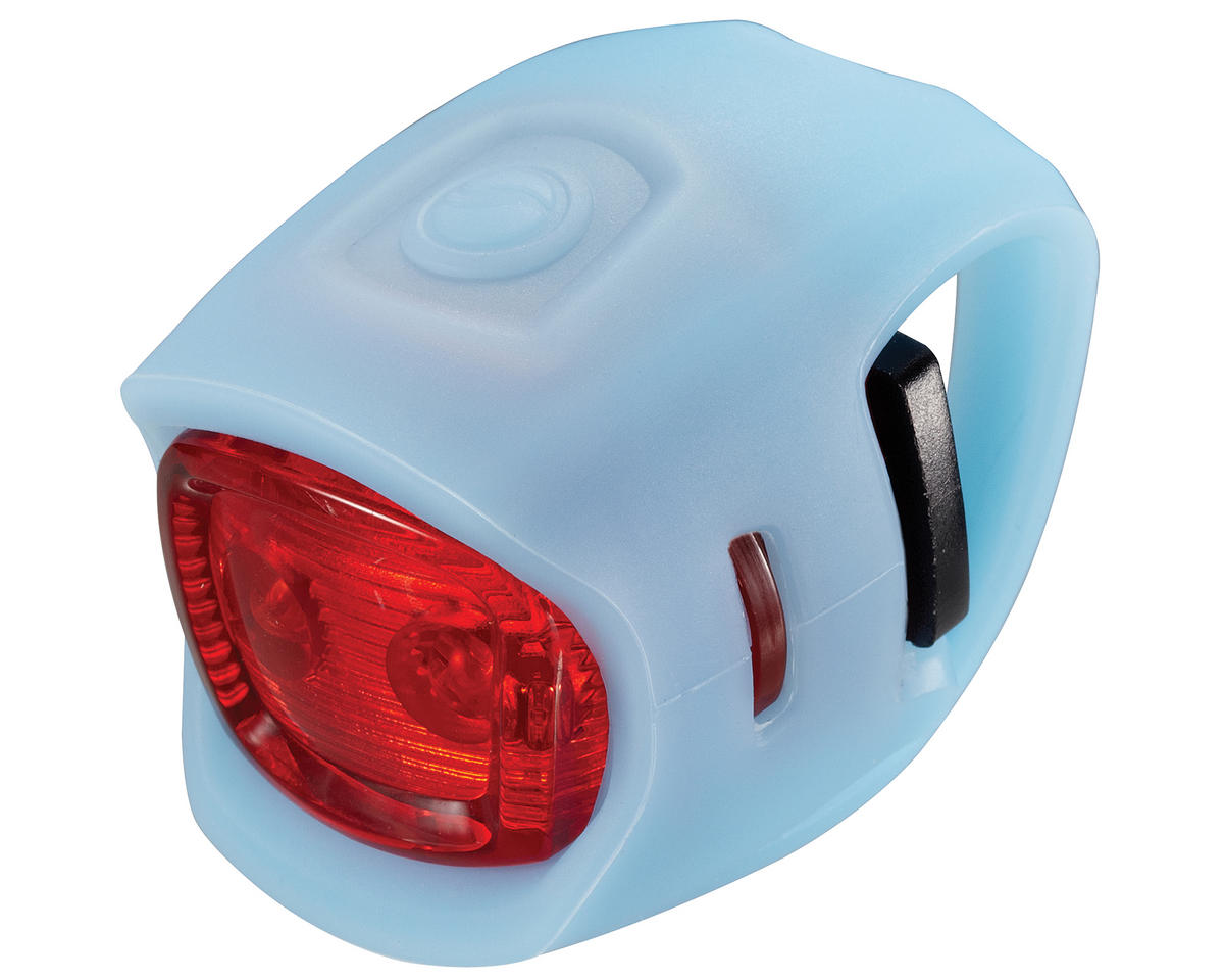 Giant Numen Mini TL 2-LED Bike Tail Light (Blue/Red)
