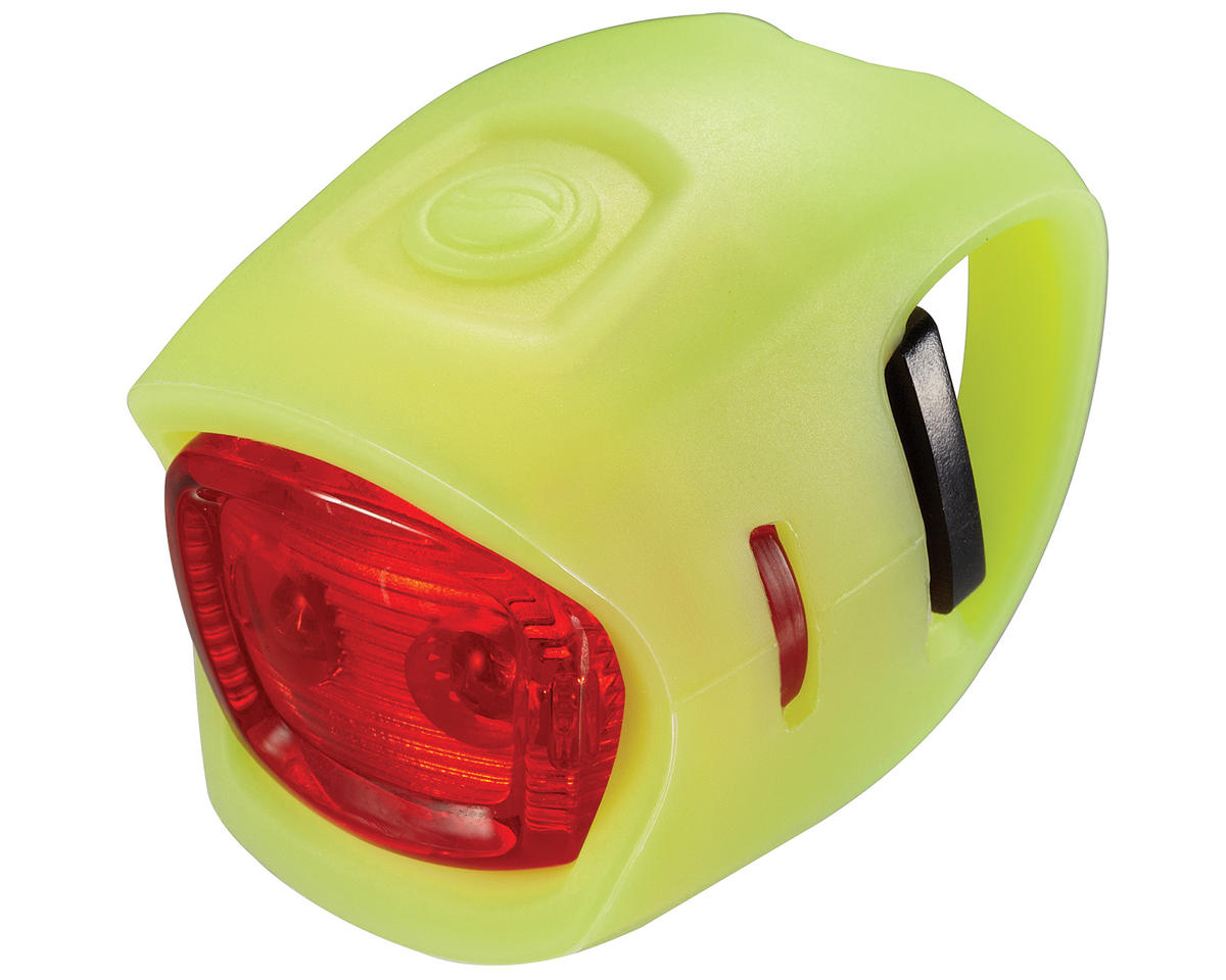 Giant Numen Mini TL 2-LED Bike Tail Light (Green/Red)