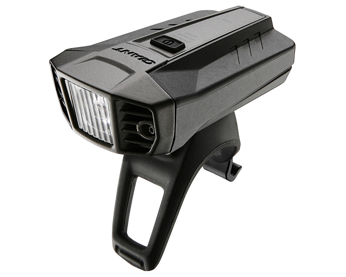 Giant Numen Plus HL1 2W LED USB Bike Headlight (Gray/Black)