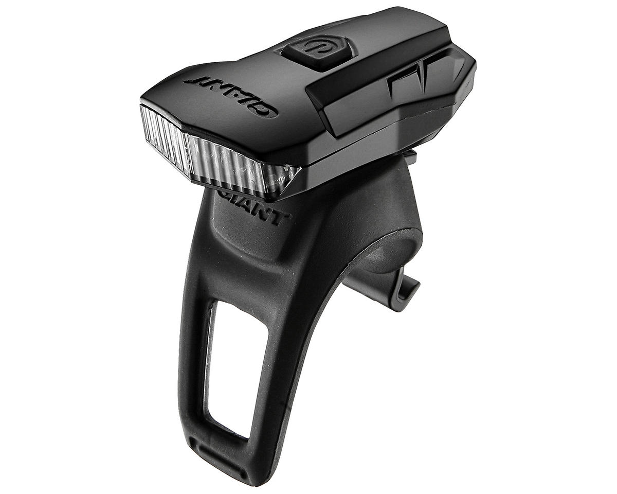 Giant Numen Plus HL2 4-LED USB Bike Headlight (Black)