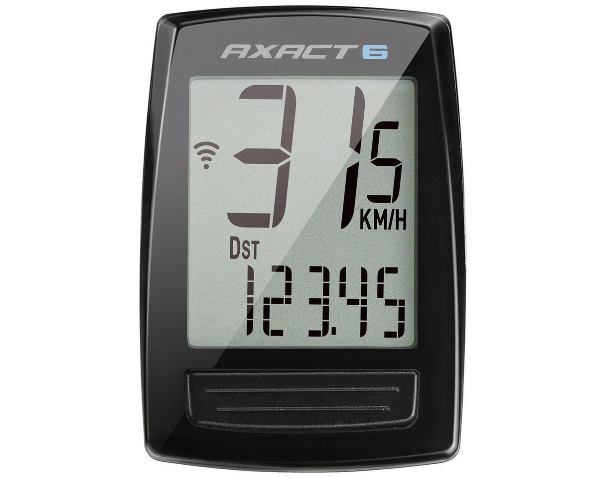 Giant Axact 6 Wired Bike Computer (Black)