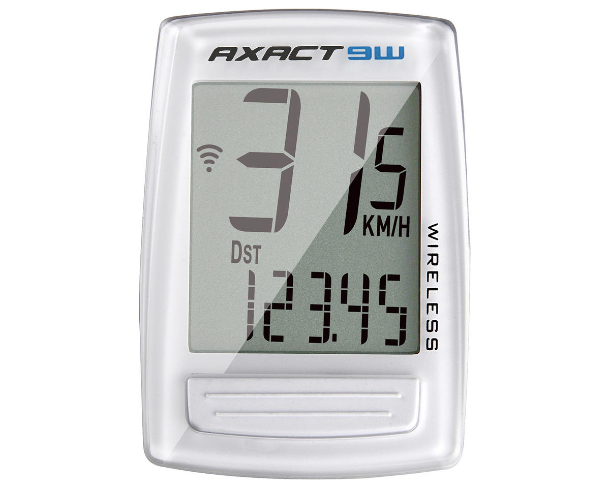 Giant Axact 9W Wireless Bike Computer (White)