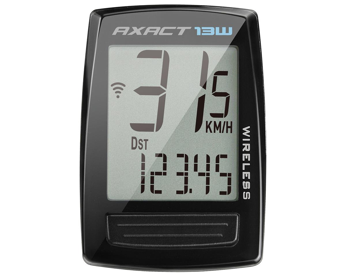 Giant Axact 13W Wireless Bike Computer (Black)