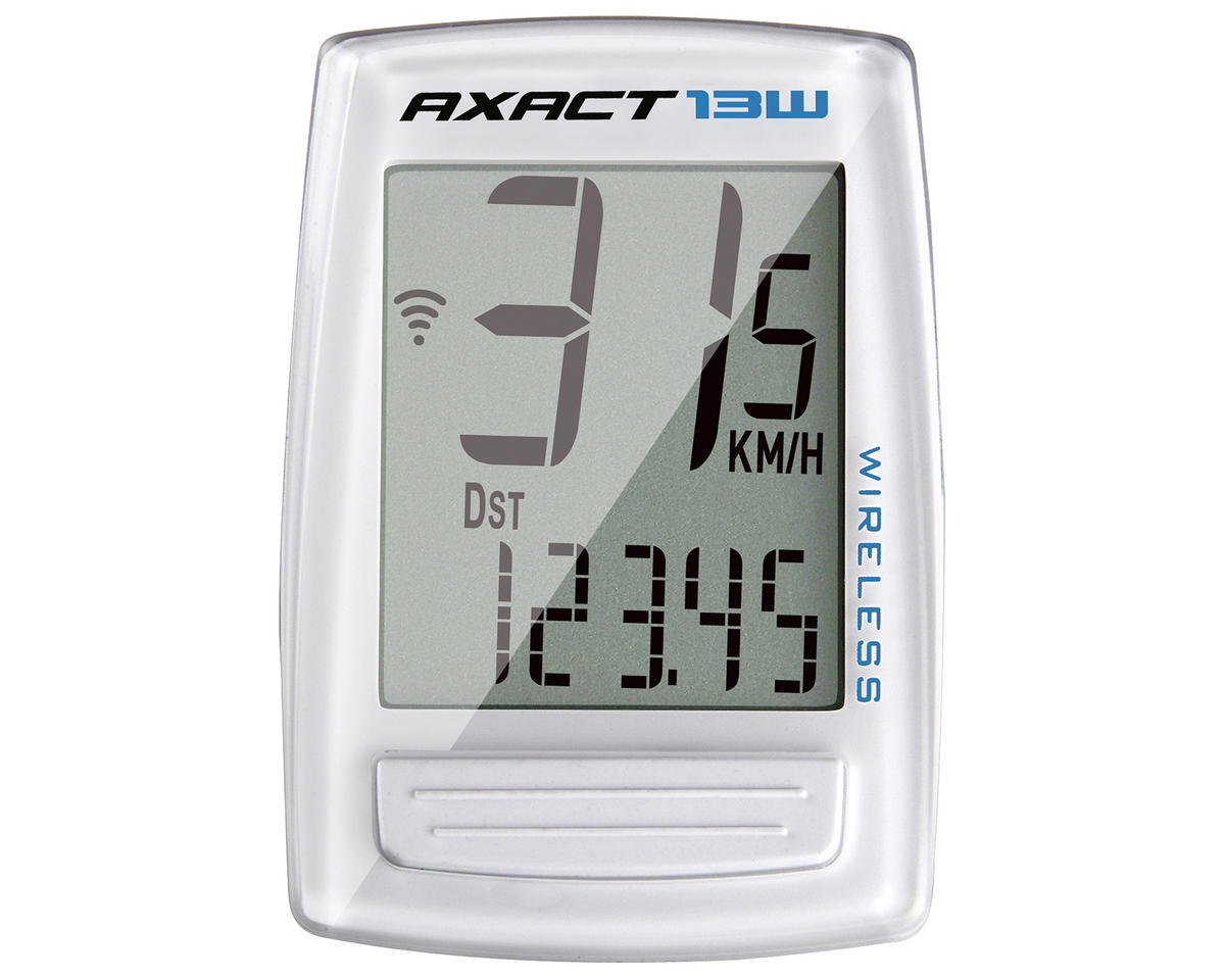 Giant Axact 13W Wireless Bike Computer (White)