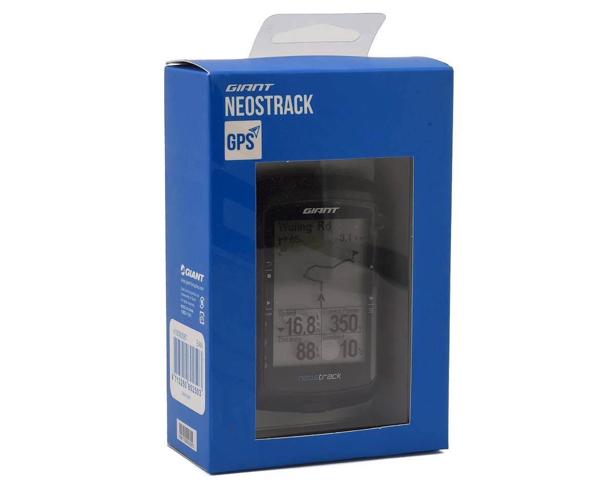 Giant Neos Track GPS Computer (Black)