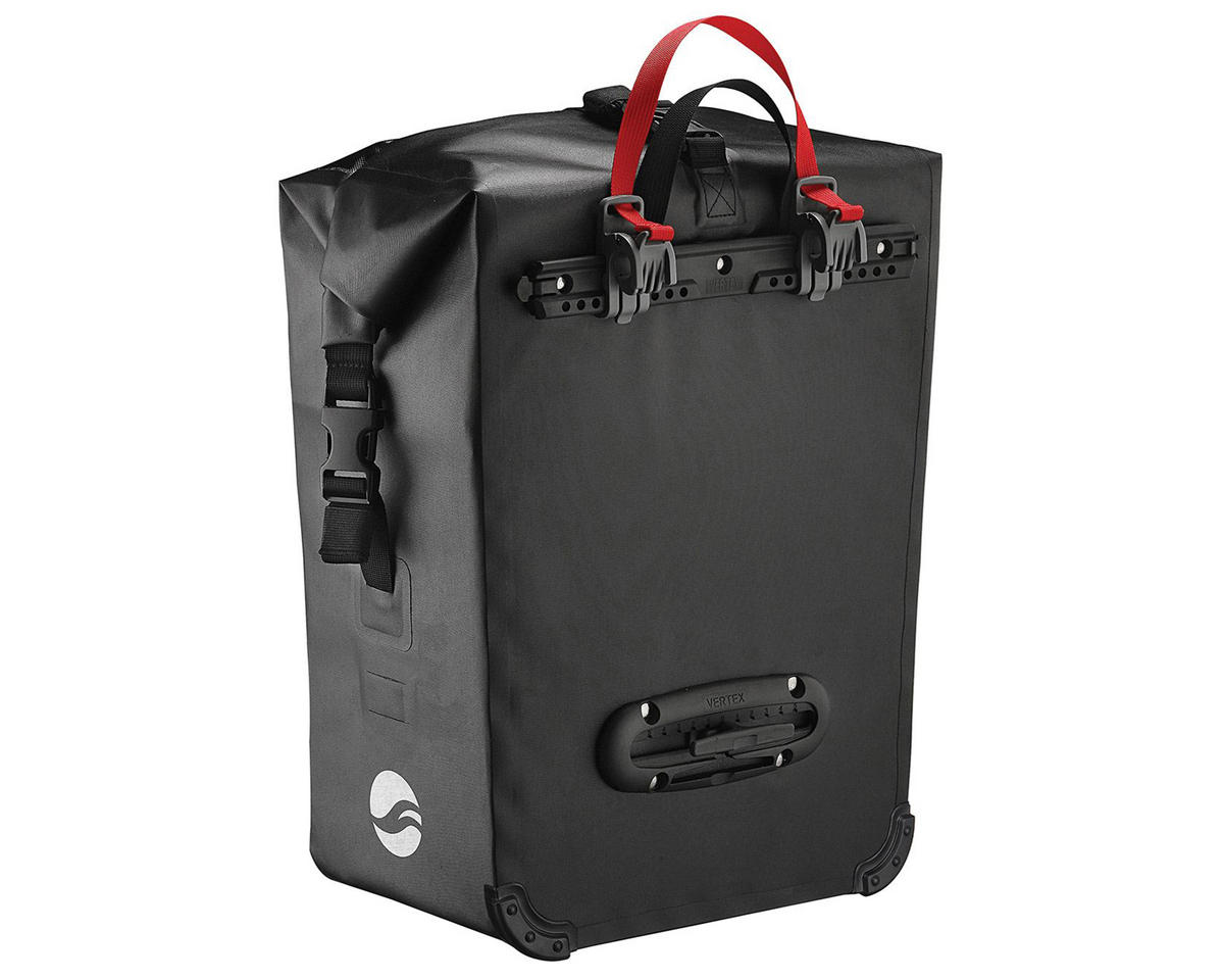 Giant Waterproof Pannier (Black)