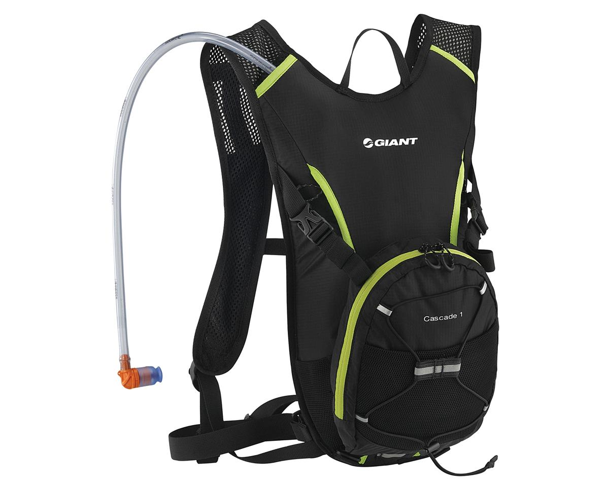 Giant Cascade 1 Hydration Pack (Black) (70oz/2L)
