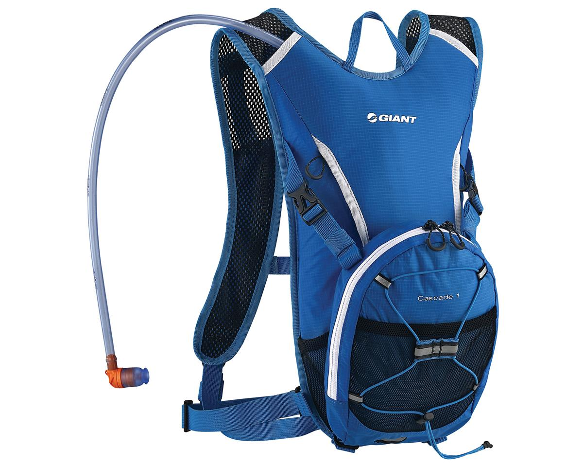 Giant Cascade 1 Hydration Pack (Blue) (70oz/2L)