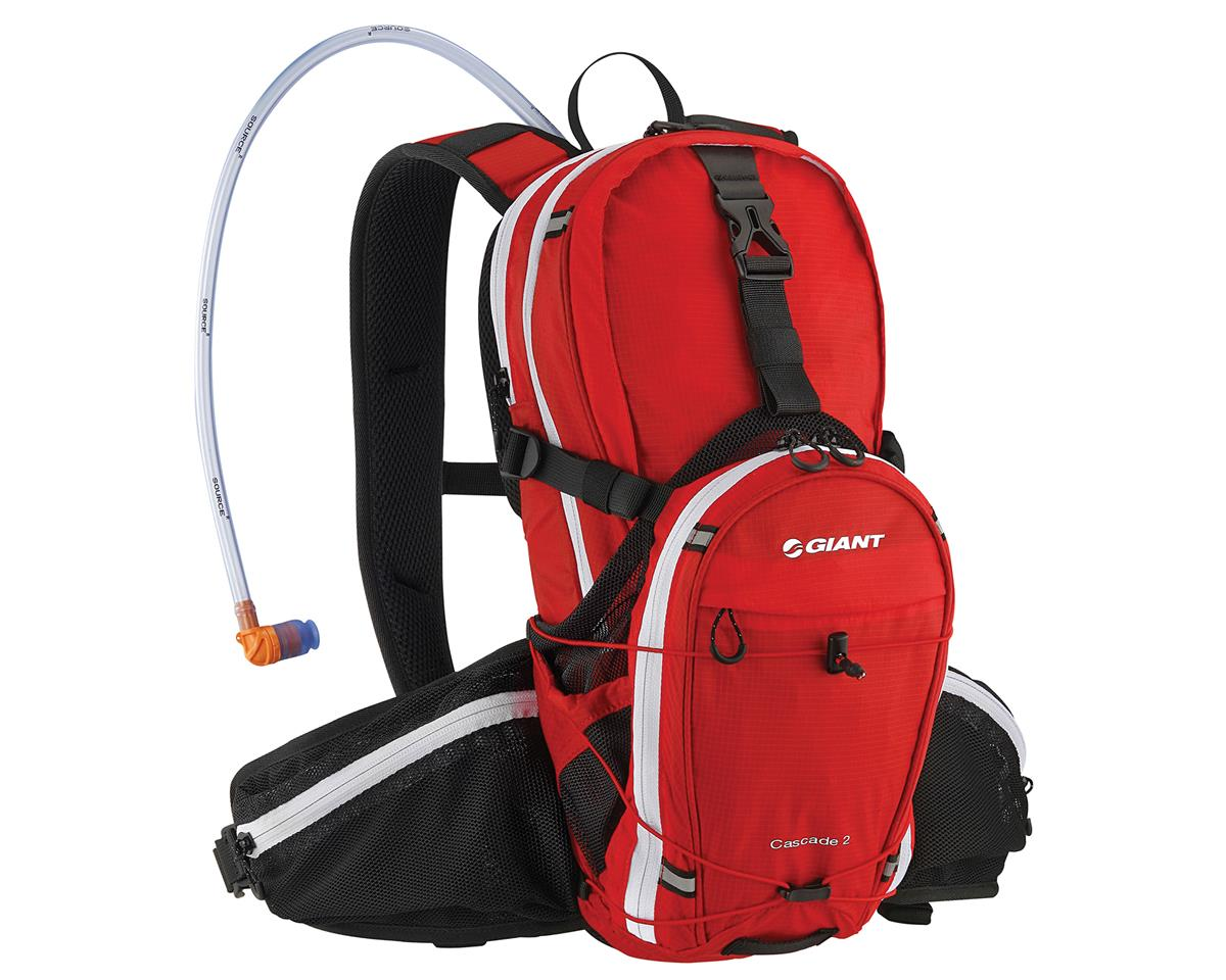 Giant Cascade 2 Hydration Pack (Red) (100oz/3L)