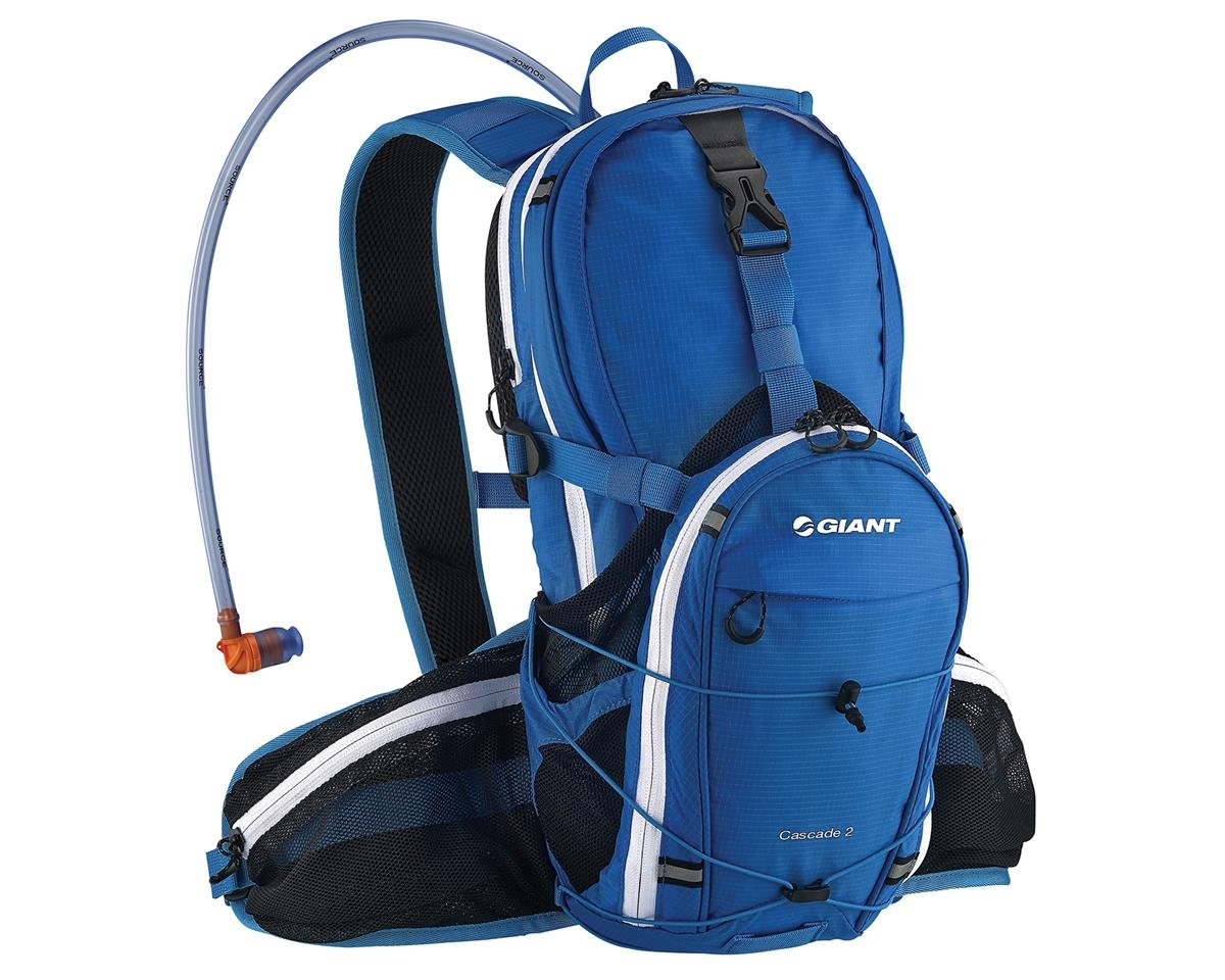 Giant Cascade 2 Hydration Pack (Blue) (100oz/3L)