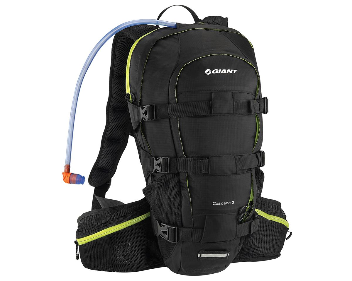 Giant Cascade 3 Hydration Pack (100oz/3L) (Black)