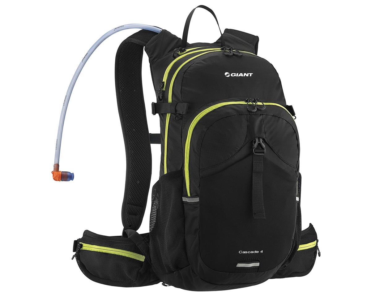 Giant Cascade 4 Hydration Pack (100oz/3L) (Black)