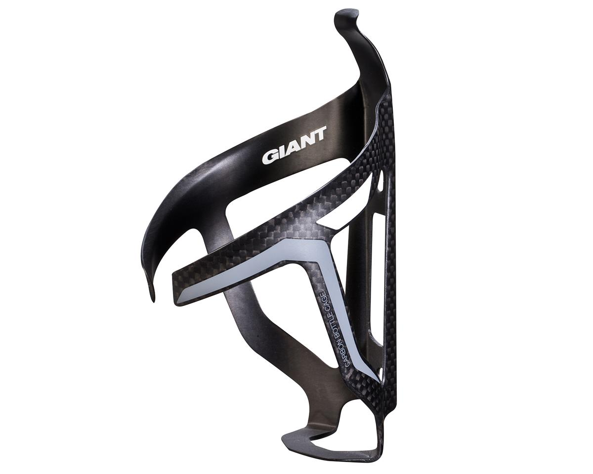 Giant AirWay Water Bottle Cage (Matte Black/Grey)