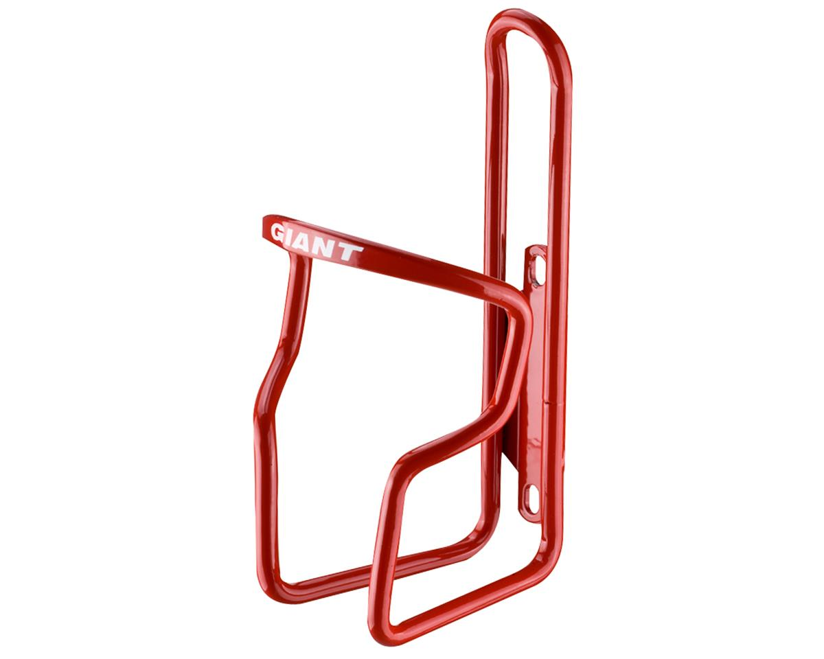 Giant Gateway 6mm Water Bottle Cage (Red)