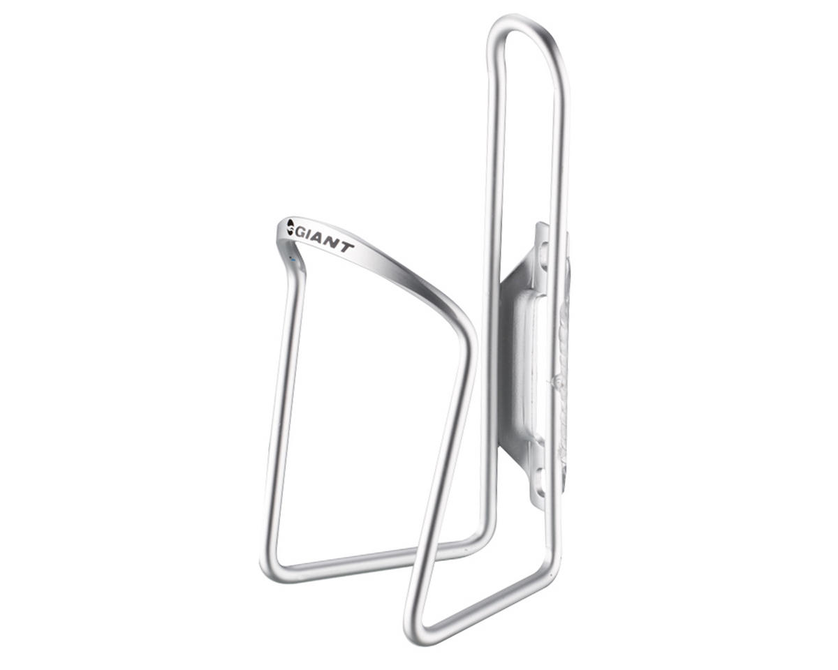 Giant Gateway 5mm Water Bottle Cage (Silver)