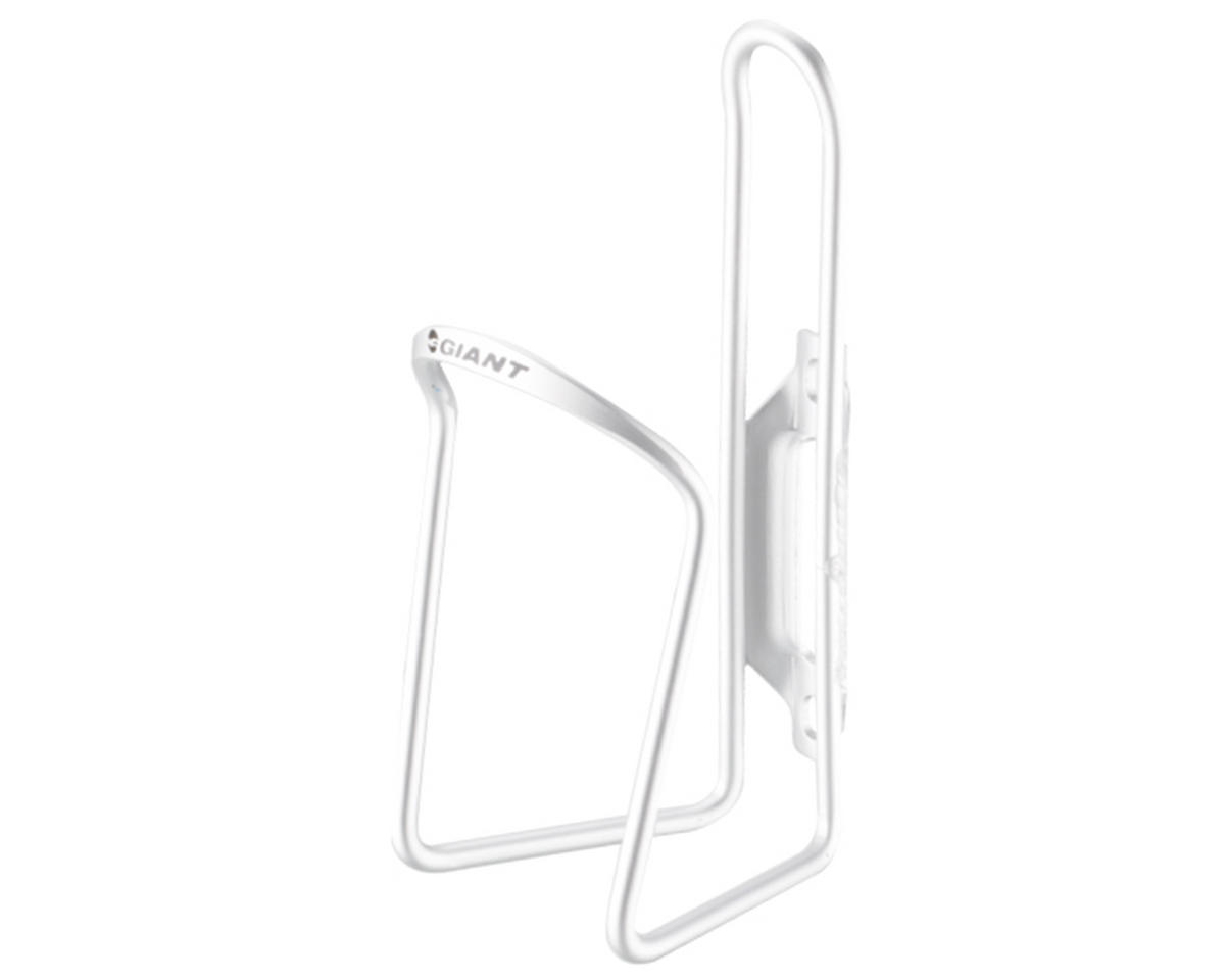 Giant Gateway 5mm Water Bottle Cage (White)