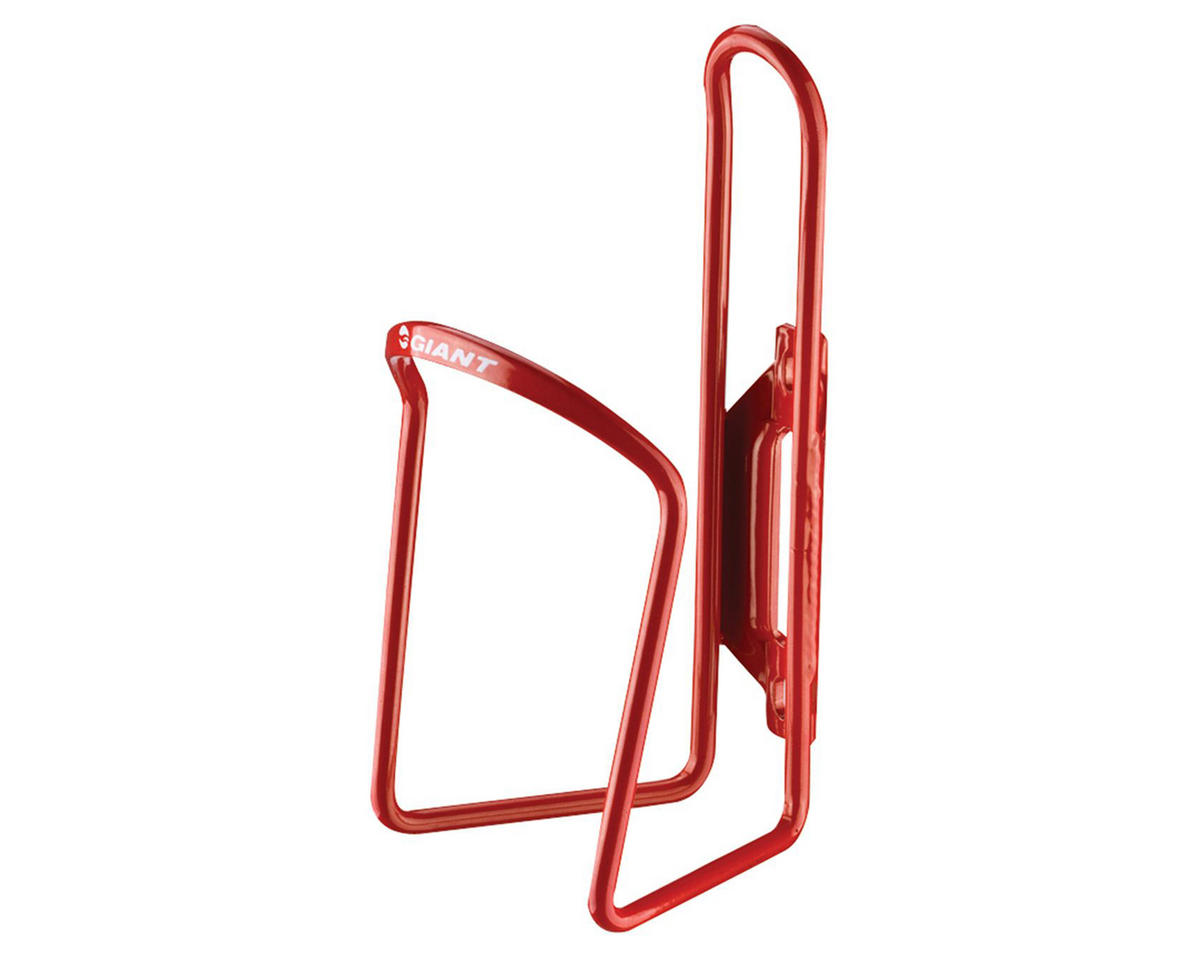 Giant Gateway 5mm Water Bottle Cage (Red)