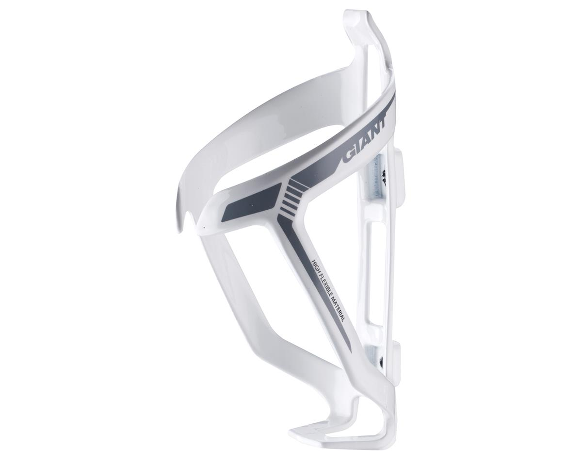 Giant ProWay Water Bottle Cage (White/Grey)