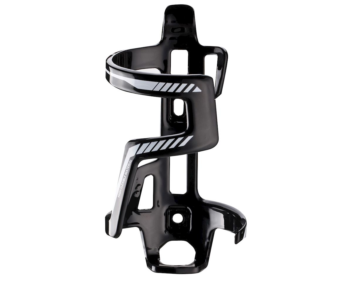 Giant ProWay Side-Pull Water Bottle Cage (Right) (Black/White)