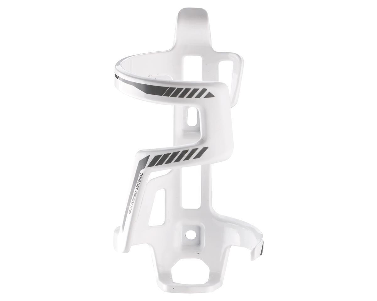 Giant ProWay Side-Pull Water Bottle Cage (Right) (White/Grey)