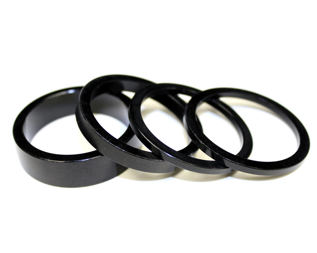 Giant OD2 Alloy Headset Spacer Kit 2.5(x2). 5(x1). 10mm(x1)