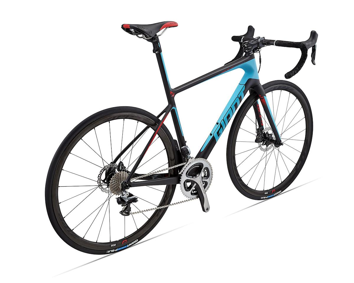 Giant Defy Advanced SL 0 Carbon Road Bike (2015) (Composite/Blue/Red)
