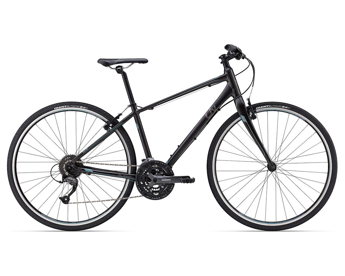 Giant Alight 1 Women's Commuter Bike (2015) (Charcoal/Light Blue)