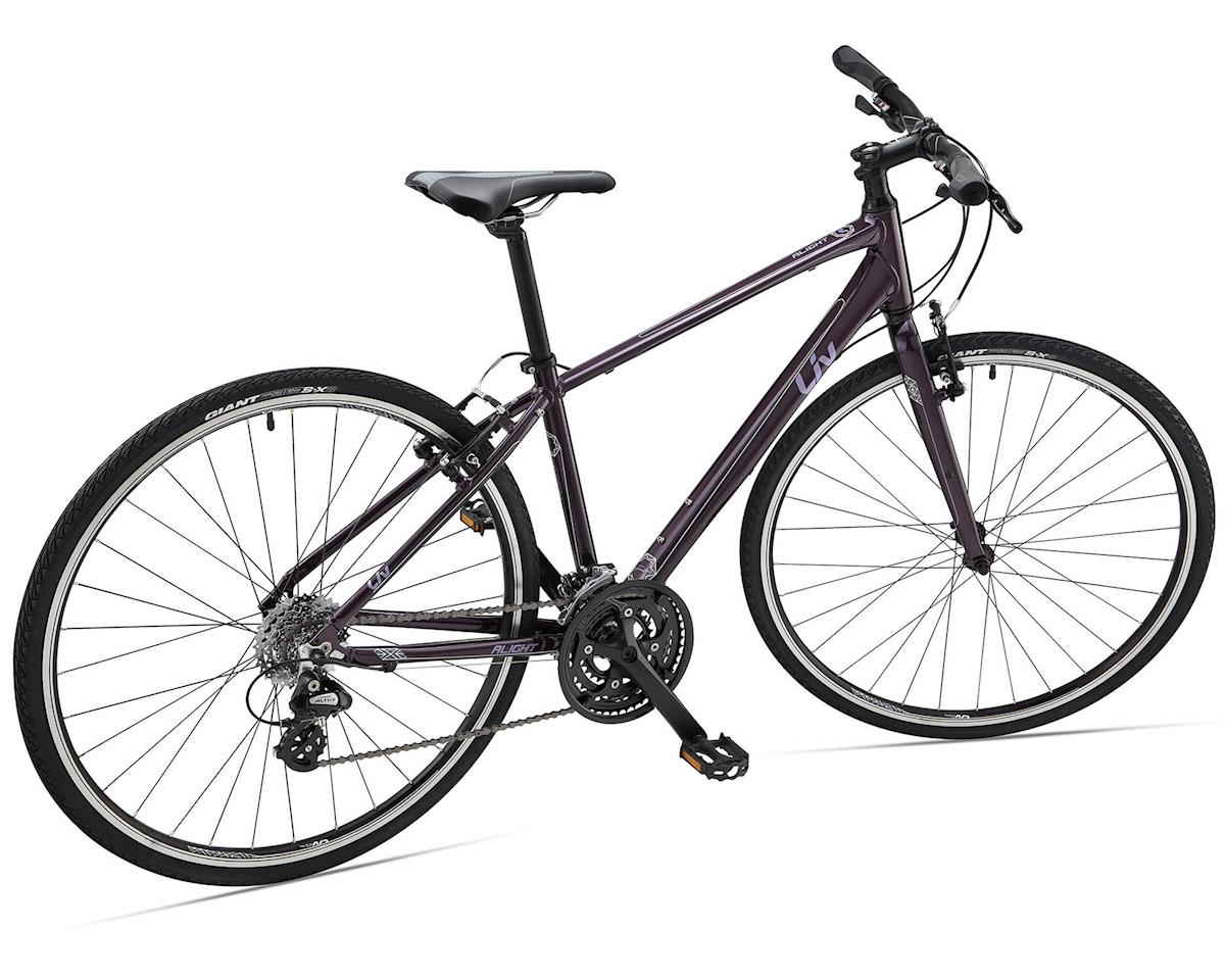 Giant Alight 2 Women's Commuter Bike (2015) (Dark Purple)
