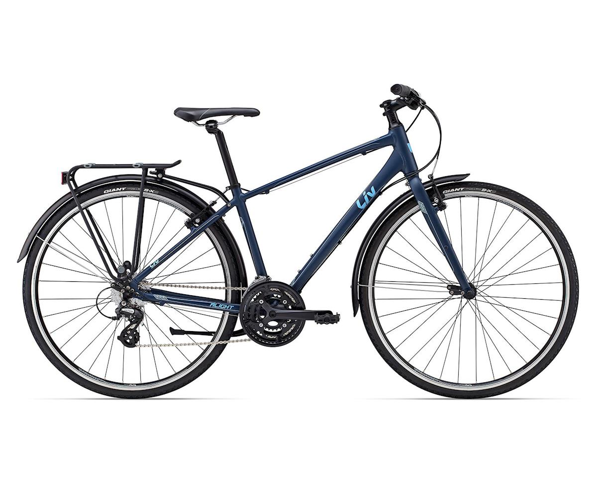Giant Alight City Women's Commuter Bike (2015) (Dark Blue/Matte Blue)