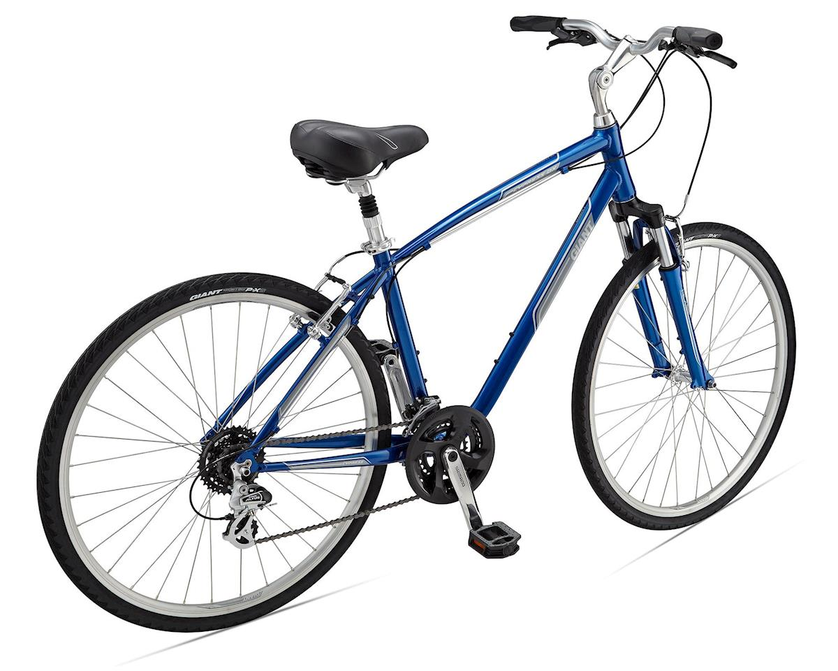 Giant Cypress DX Commuter Bike (2015) (Navy Blue)
