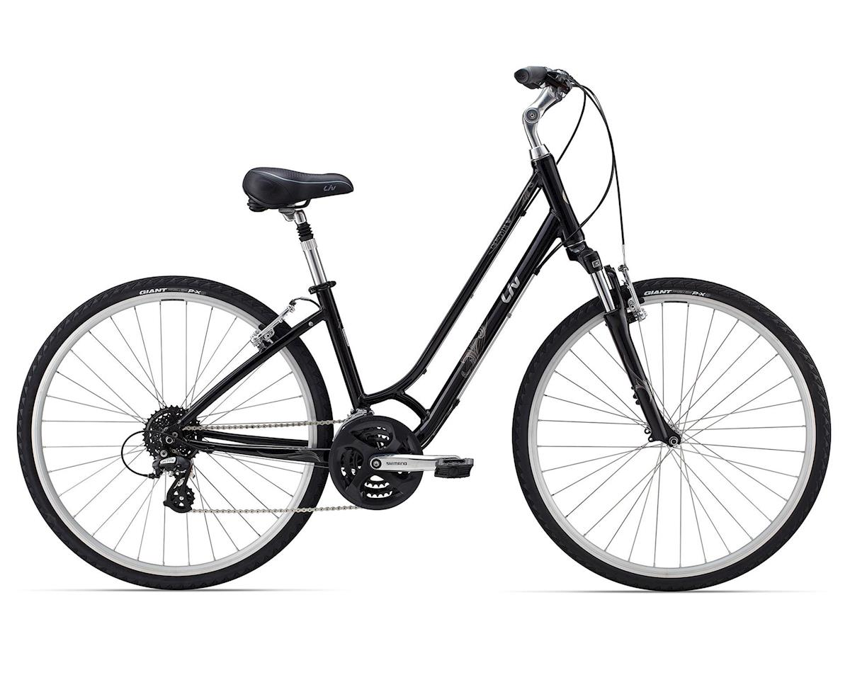 Giant Cypress DX W Women's Commuter Bike (2015) (Black)