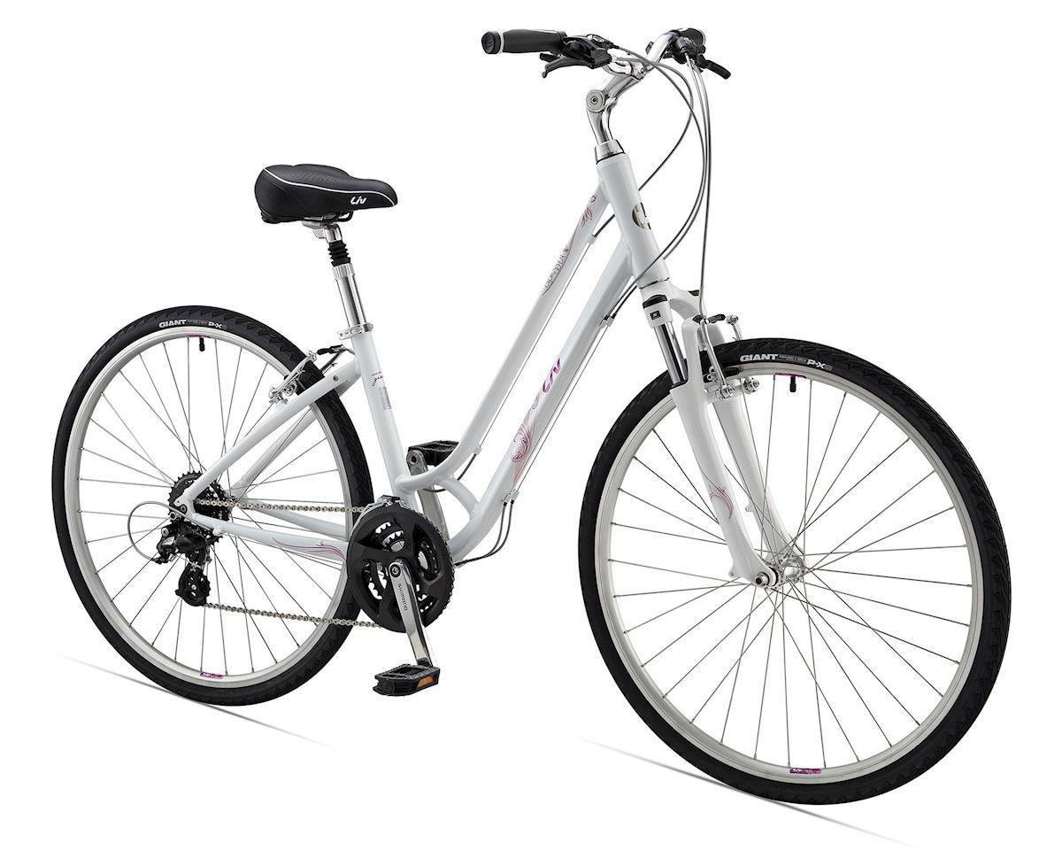 Giant Cypress Dx W Women S Commuter Bike 2015 White 50020523