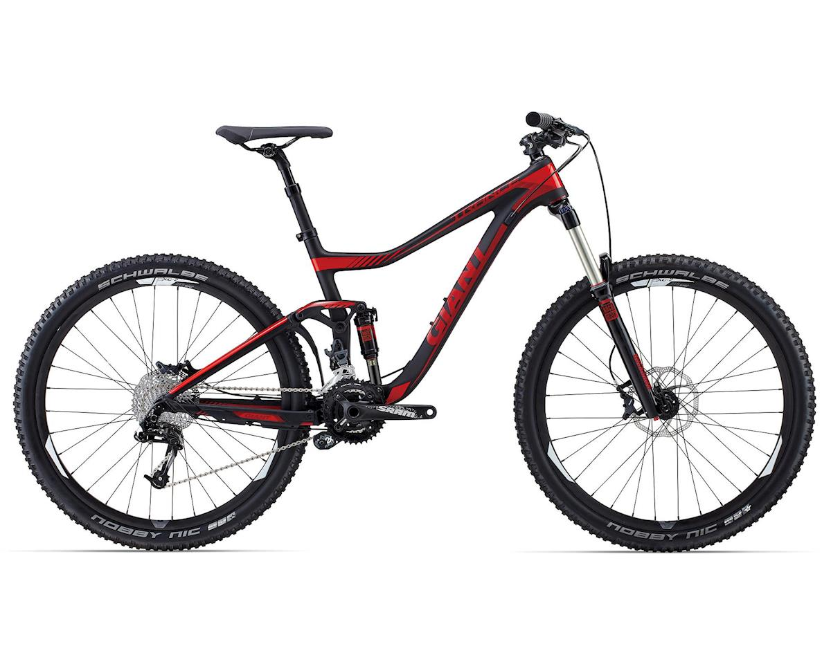Giant Trance Advanced 27.5 2 Carbon Full Suspension Mountain Bike (2015) (Composite/Red)