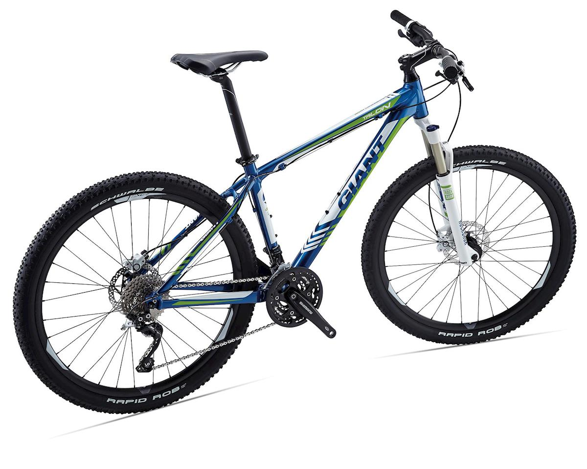 Giant Talon 27 5 1 Hardtail Mountain Bike 2015 Metallic Blue