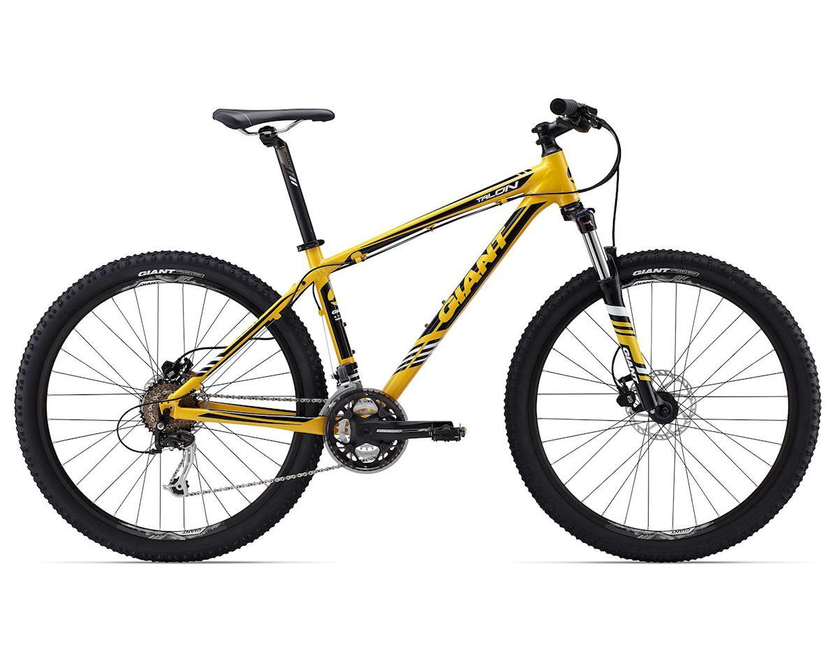 72d59ec47f5 Giant Talon 27.5 3 Hardtail Mountain Bike (2015) (Yellow) [50040336 ...