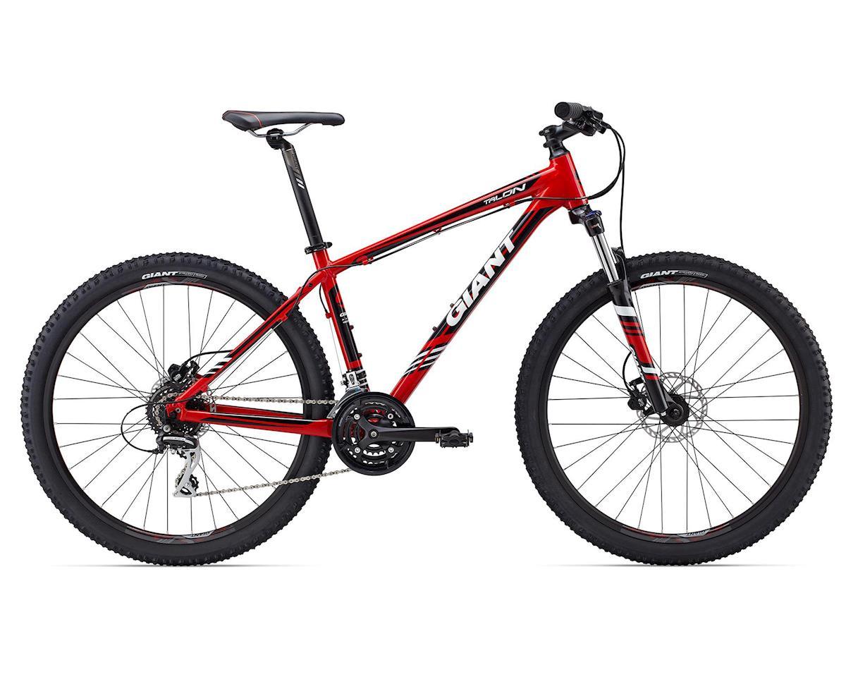 Giant Talon 27.5 4 Hardtail Mountain Bike (2015) (Red)