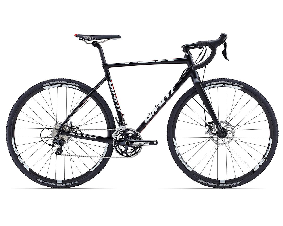 Giant TCX SLR 2 Cyclocross Bike (2015) (Black/Red/White) [50050816-P ...