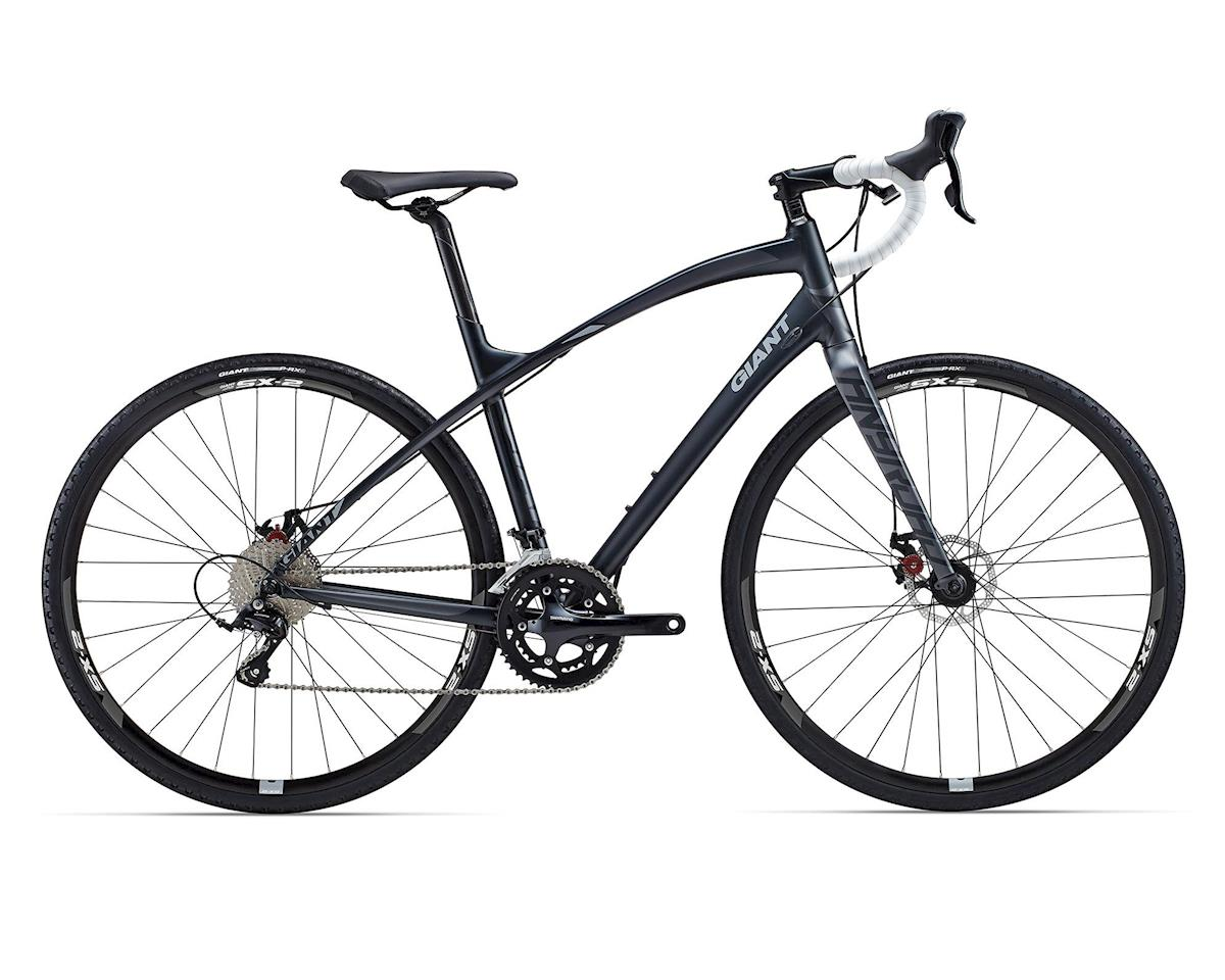 Giant AnyRoad 1 Adventure Bike (2015) (Black)