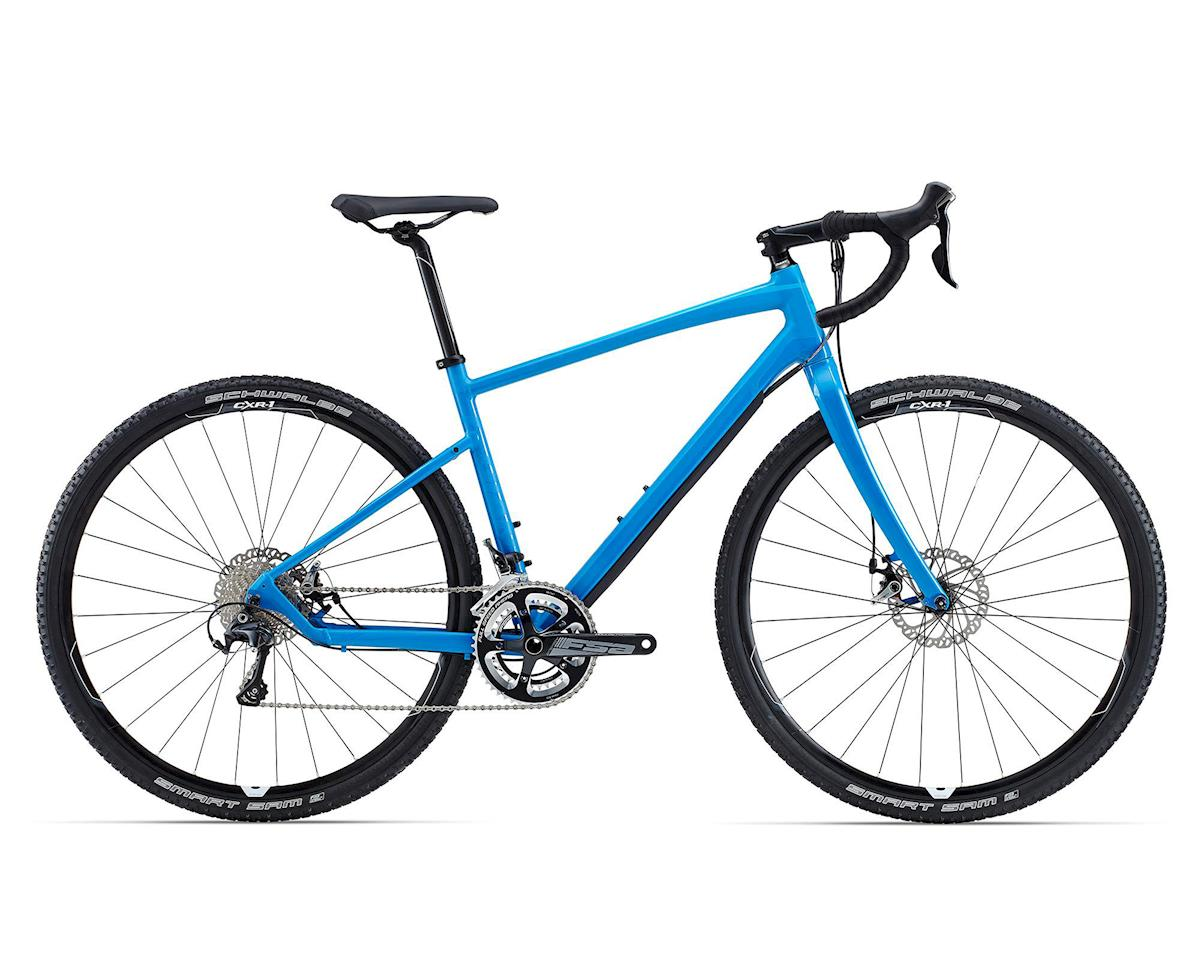 Giant Revolt 0 Endurance Cyclocross Bike (2015) (Matte Blue/Gloss Blue)