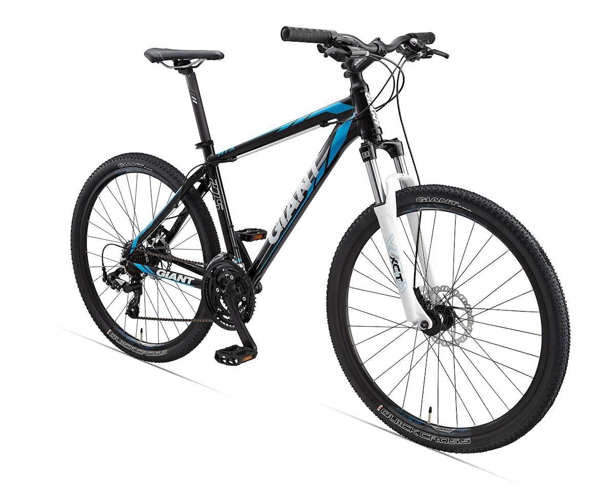 Giant Atx 27 5 2 Hardtail Mountain Bike 2015 Black Blue