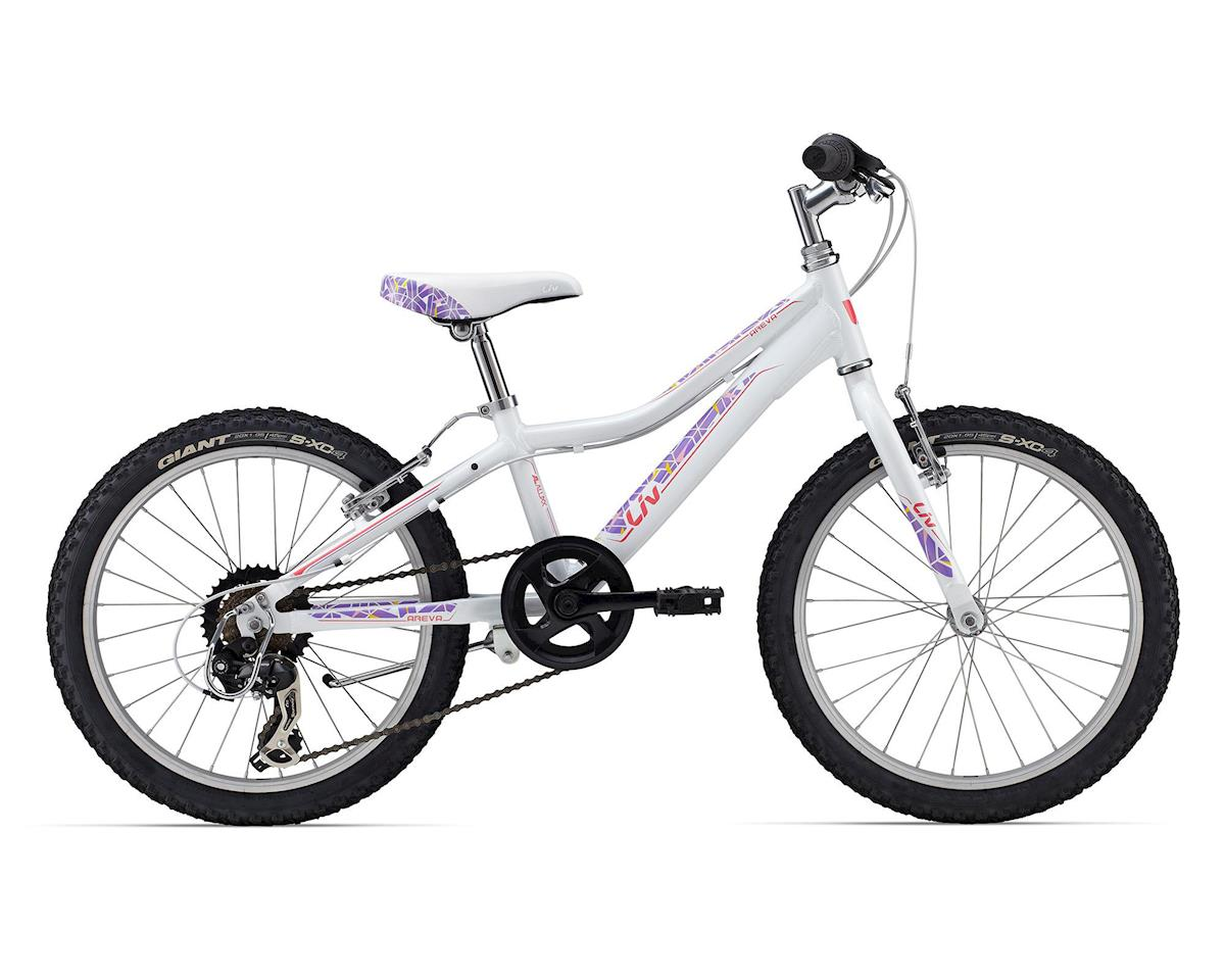 Giant 2015 Areva 20 Lite (White/Purple)