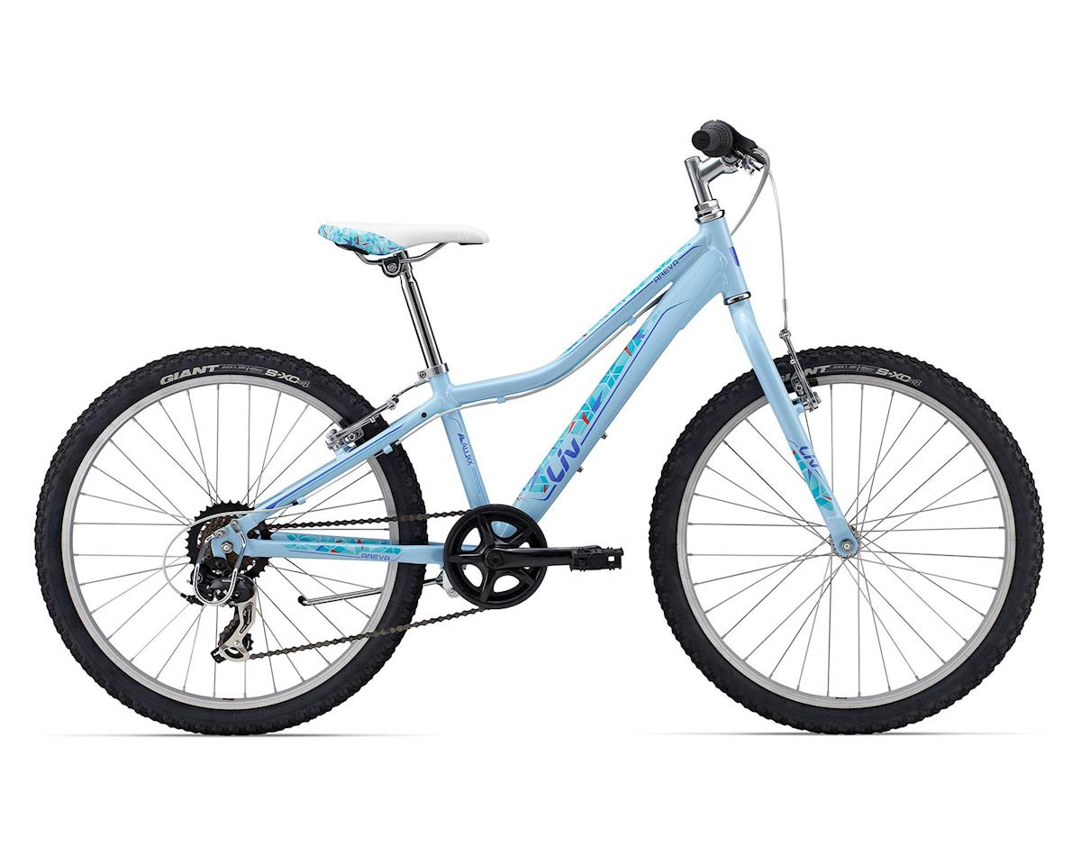 Giant 2015 Areva 24 Lite (Light Blue)