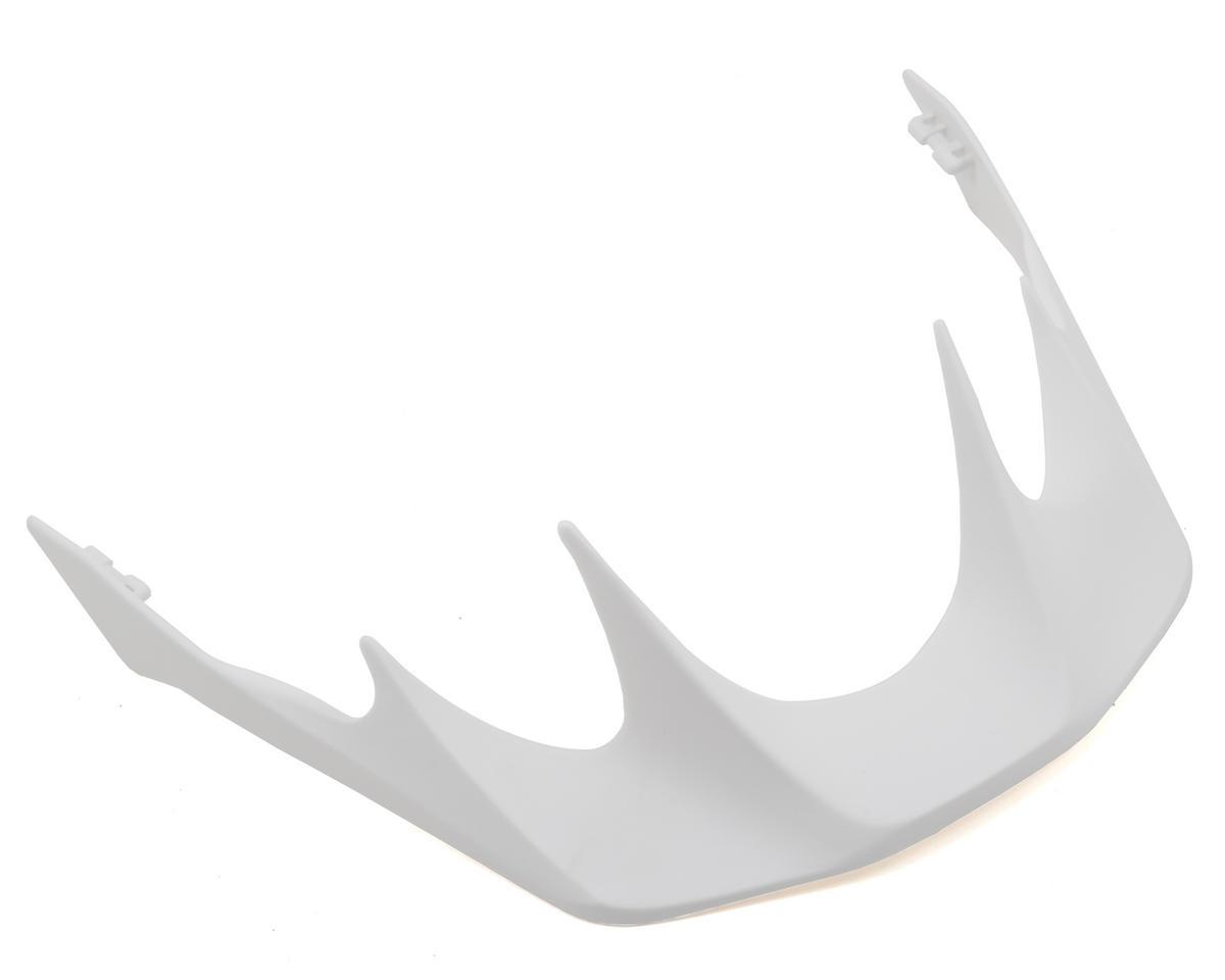Giant Visor for Ally/Halo Helmet (White)