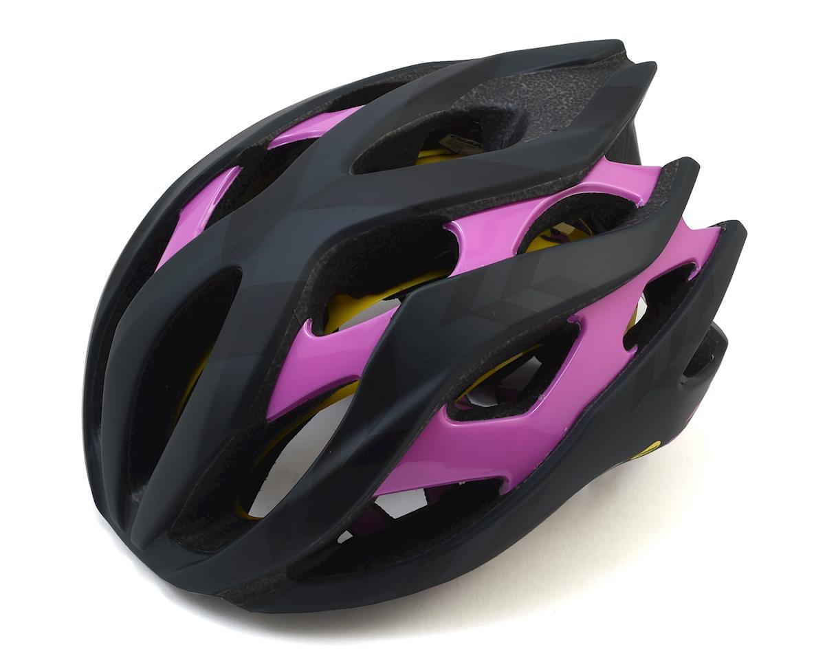 Liv/Giant Rev Women's Road Cycling MIPS Helmet (Black/Purple) (L)