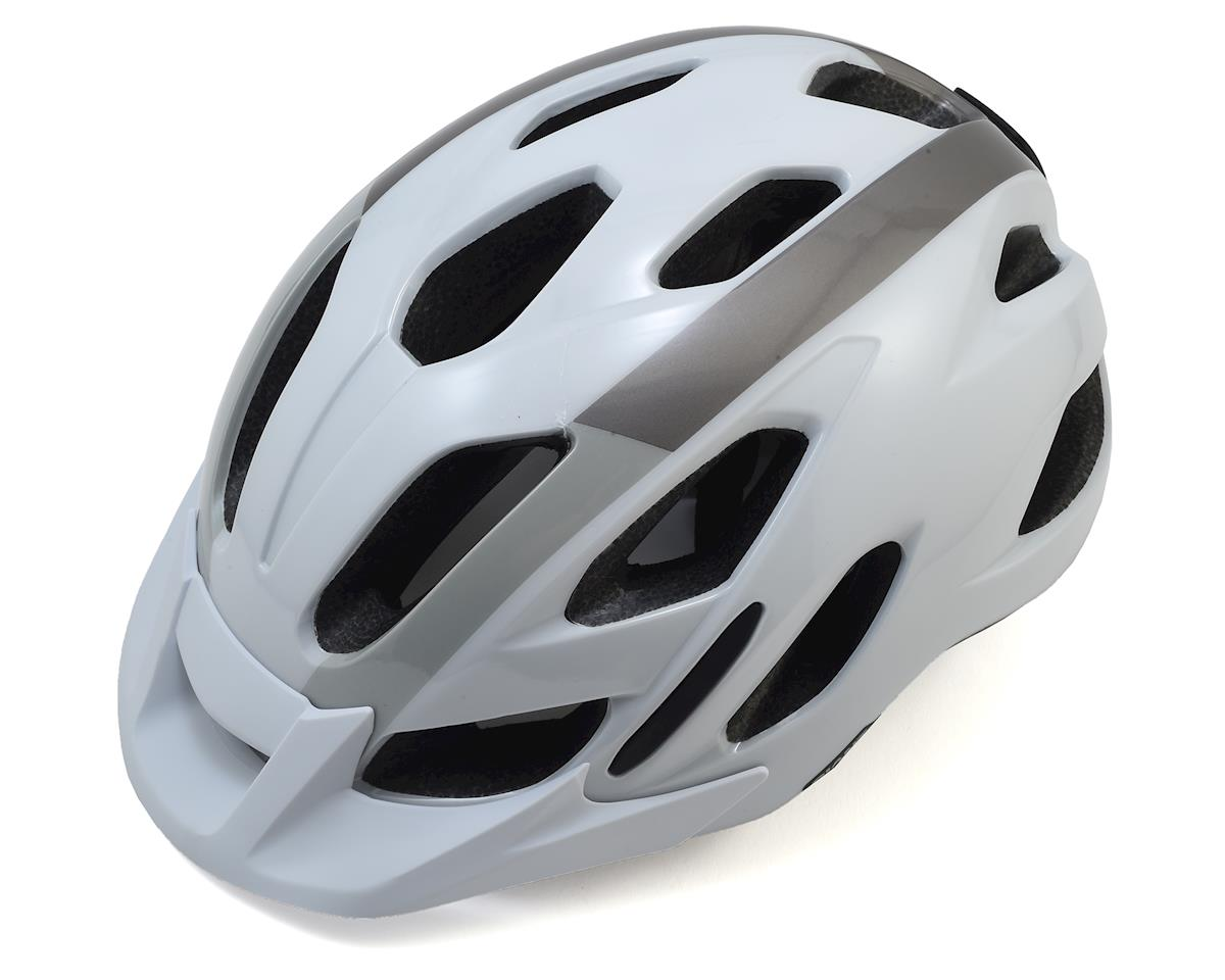 Giant Compel Helmet (White/Metallic) (XL)