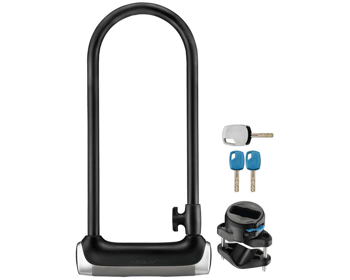 giant surelock protector 1 ls u lock 115x292mm 520000002 mountain amain cycling. Black Bedroom Furniture Sets. Home Design Ideas