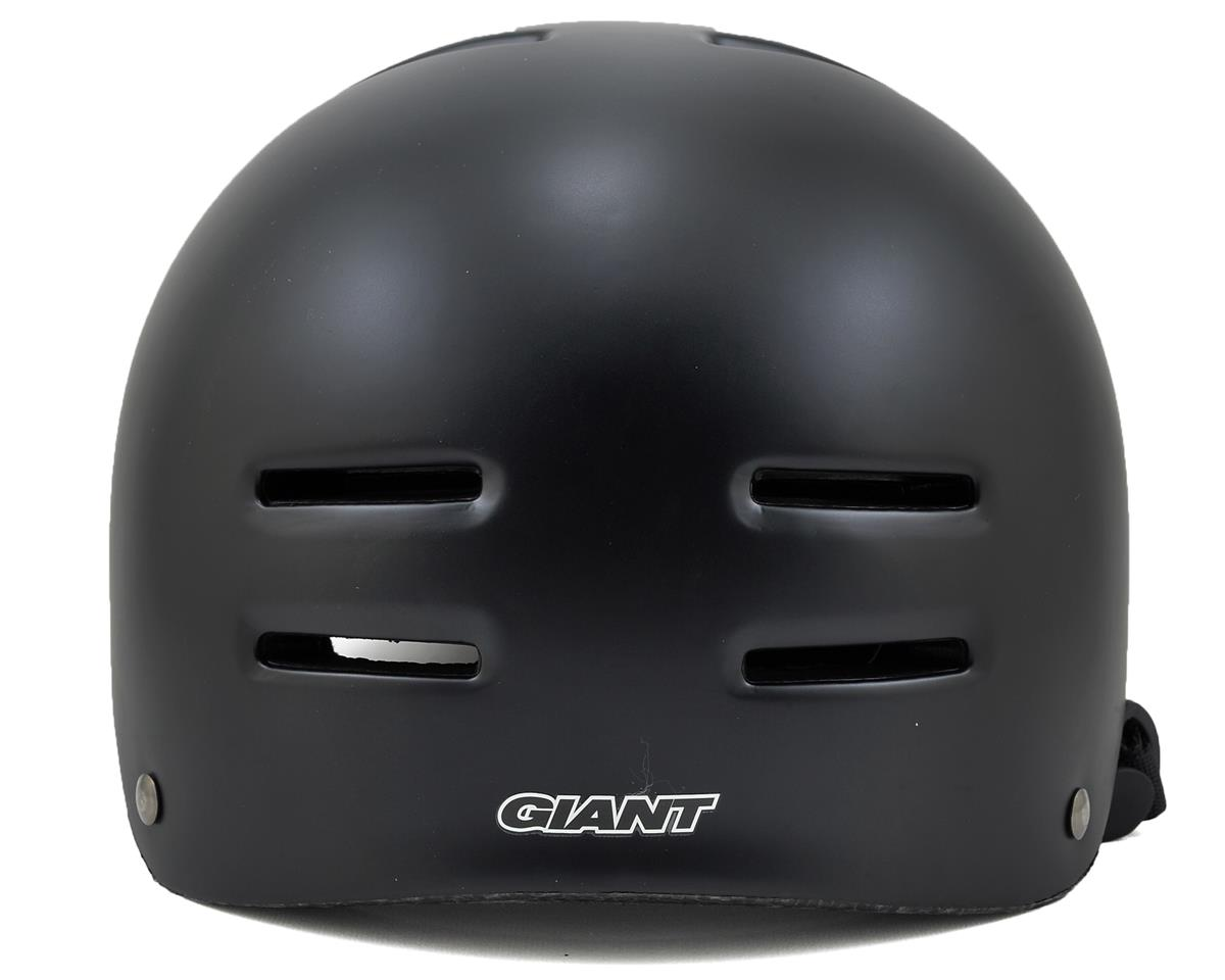 Giant Vault Helmet (Matte Black)