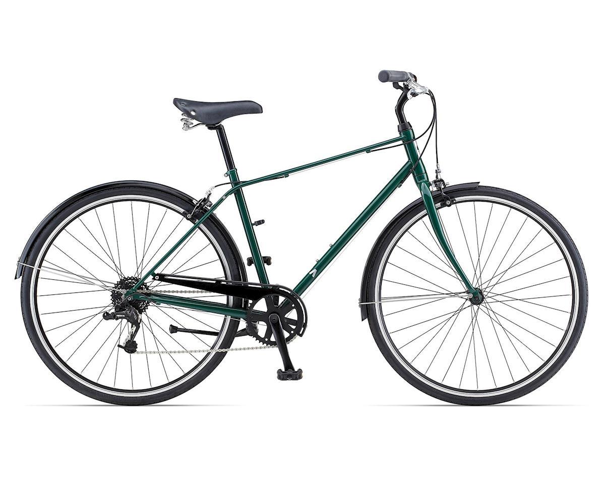Giant Via 2 Urban Bike (2015) (Green/Silver)
