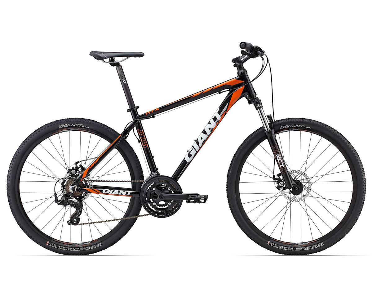 Giant ATX 27.5 2 Hardtail Mountain Bike (2015) (Black/Orange)